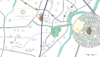 sengkang-grand-residences-location-map-singapore